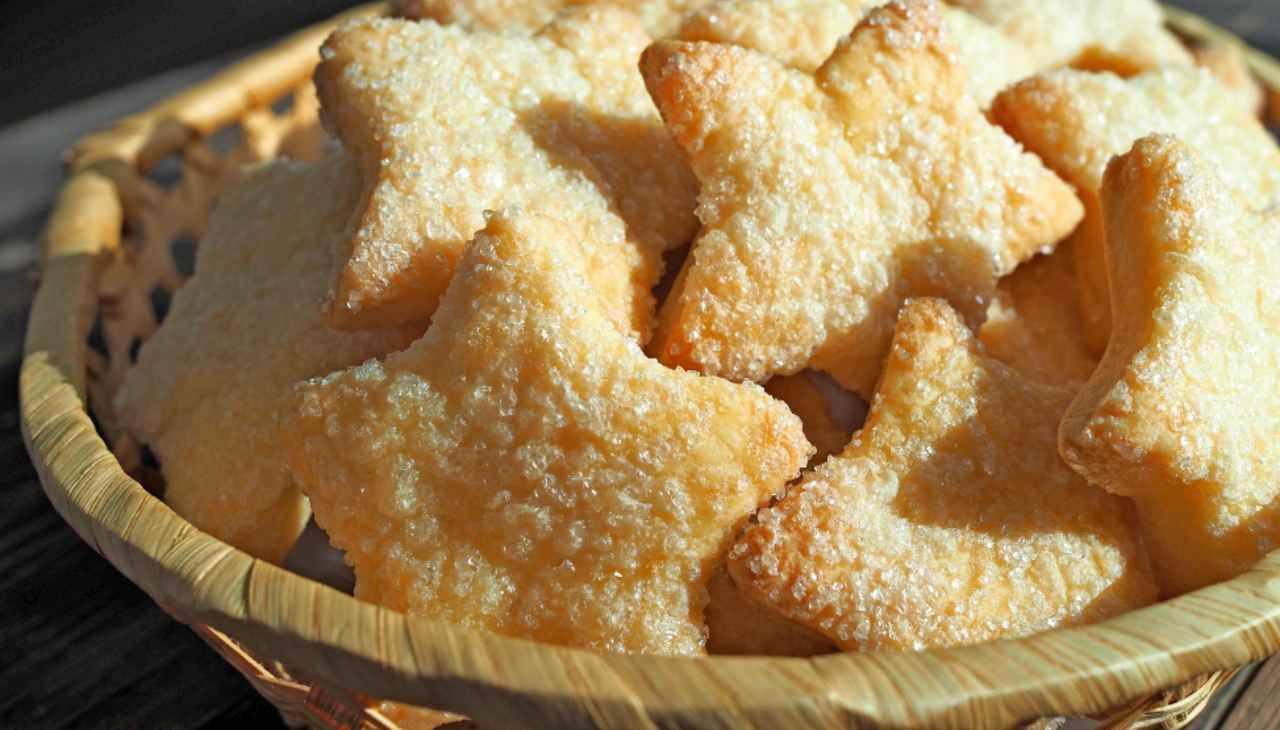 Biscotti tipici sardi
