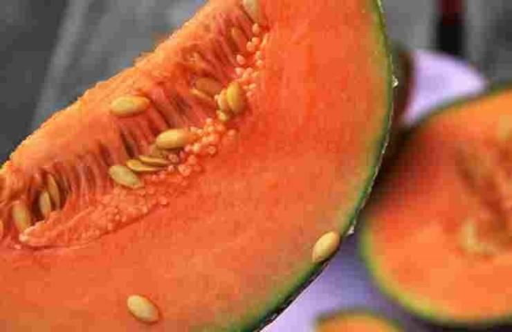 Gelato light al melone FOTO ricettasprint