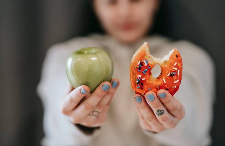 I più frequenti errori in una dieta