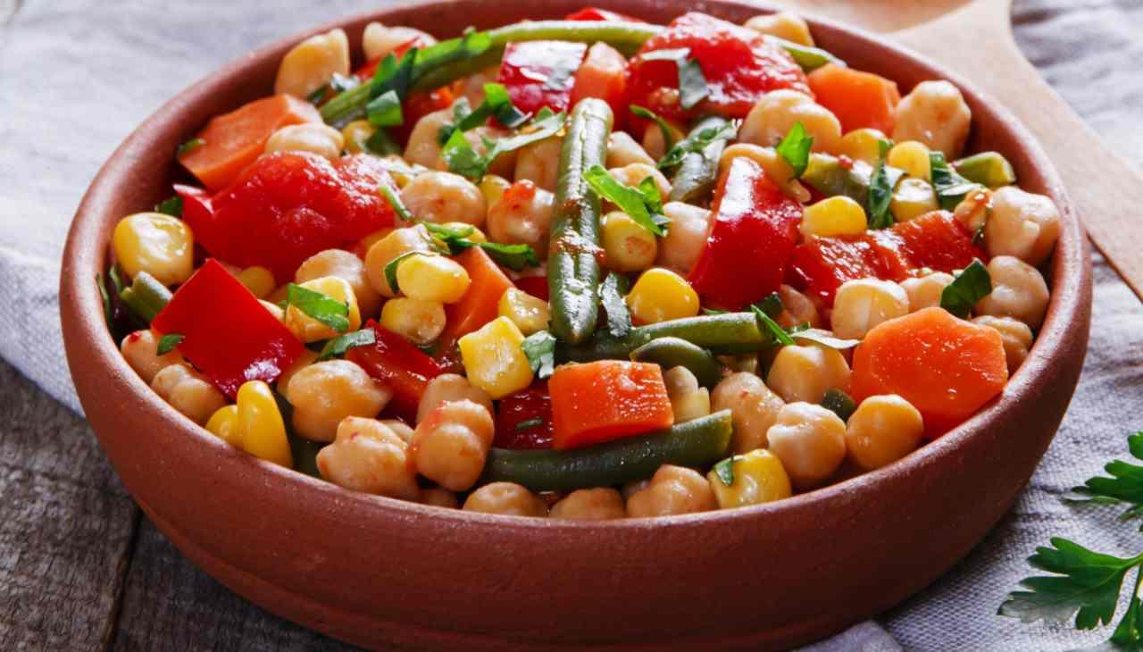 finger food di verdura con formaggio veloce