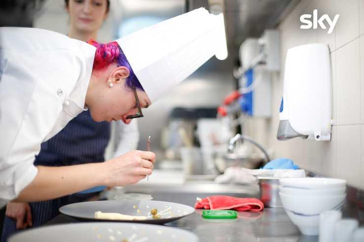 Irene Volpe chef in affari - RicettaSprint