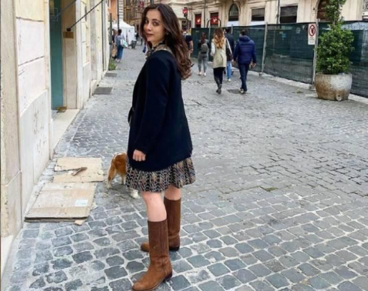 Ludovica Gargari profumo d'estate - RicettaSprint
