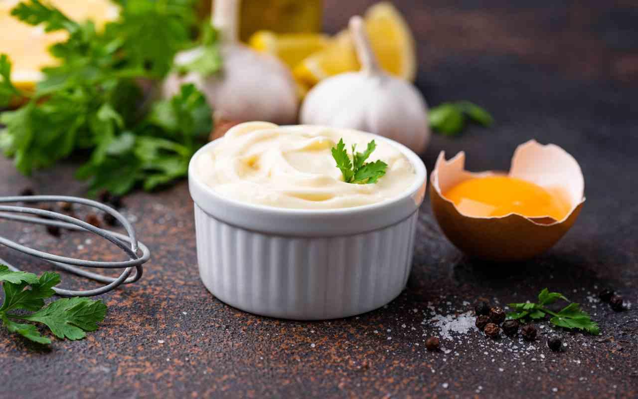 maionese cotta Bimby ricetta FOTO ricettasprint