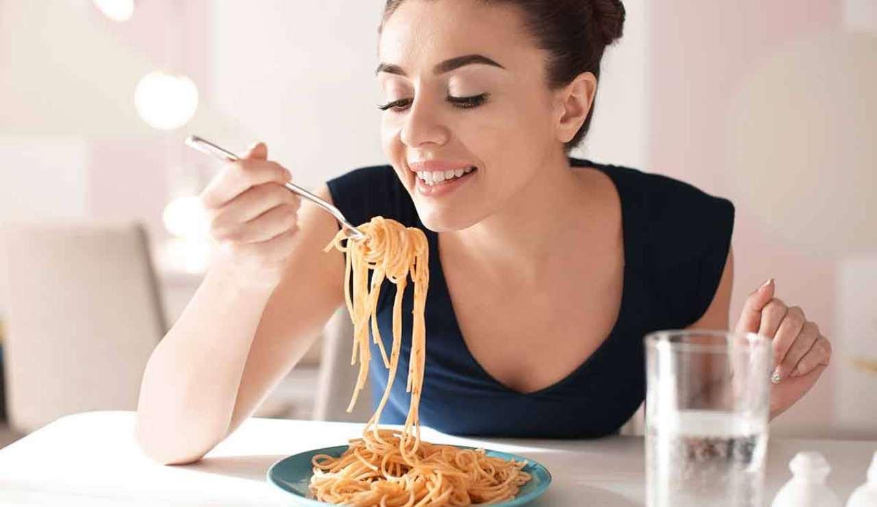 Mangiare pasta senza ingrassare anche a cena si può ricettasprint