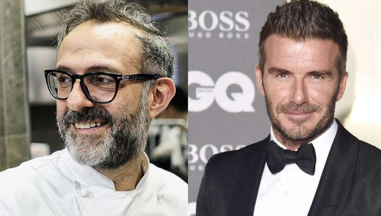 Massimo Bottura Beckham cucina - RicettaSprint