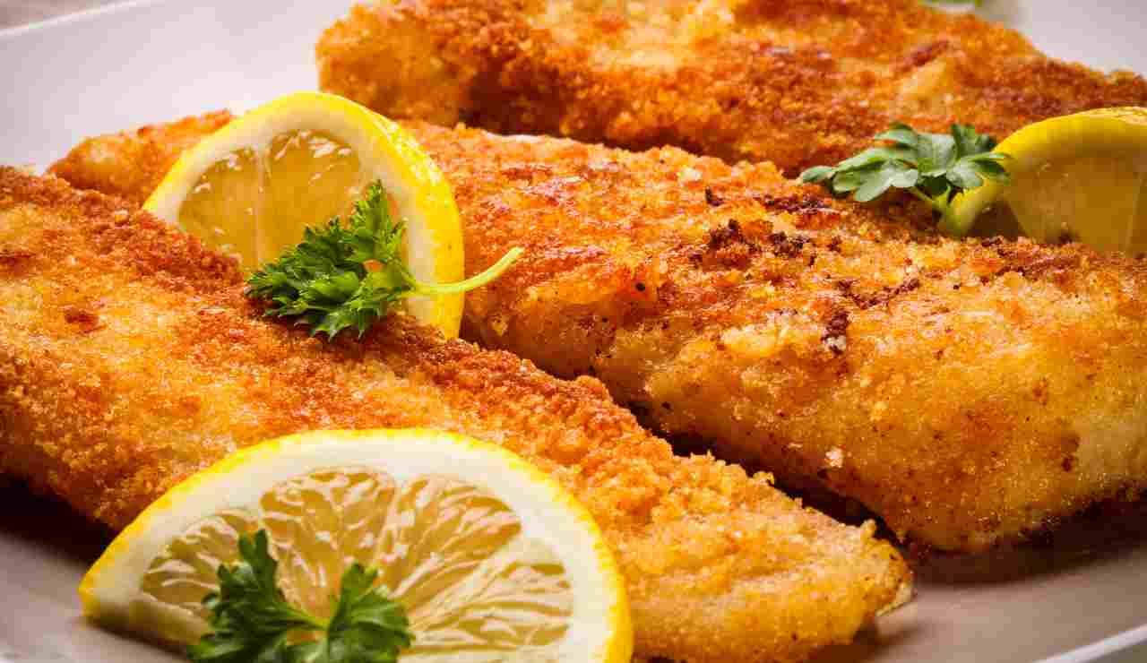 Merluzzo fritto croccante in 10 minuti ricettasprint