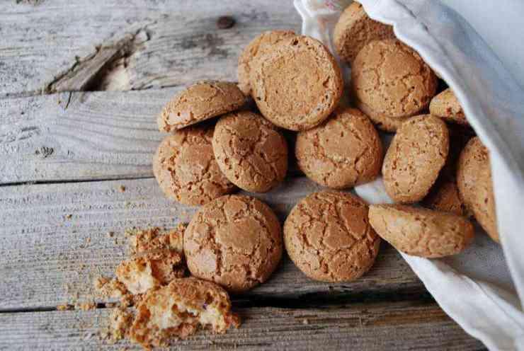 Muffin con amaretti