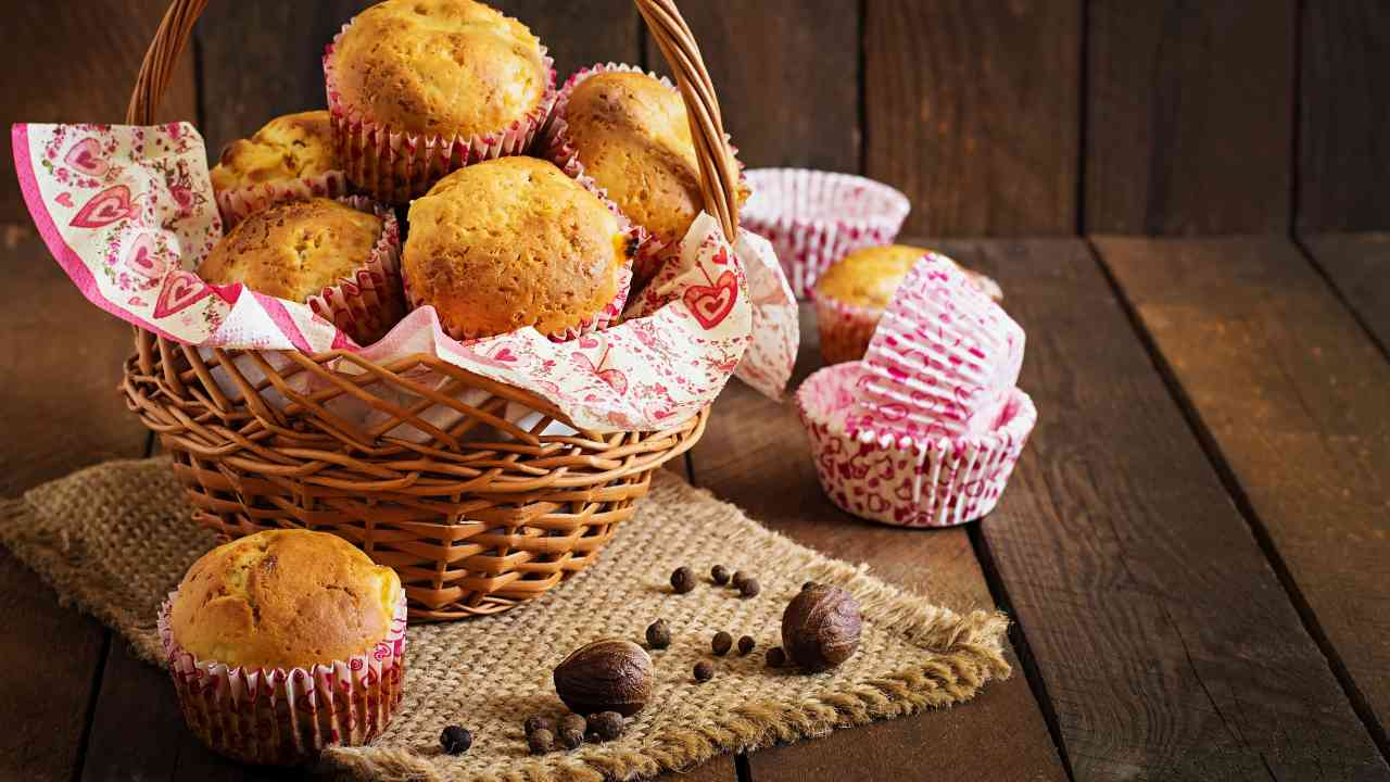 Muffin speziati