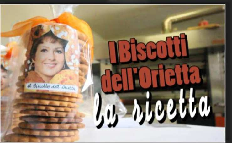 Orietta Berti ricetta biscotti - RicettaSprint