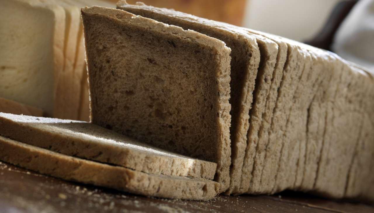 Pane morbido cotto in forno