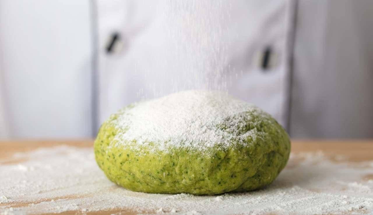 pasta frolla menta ricetta FOTO ricettasprint