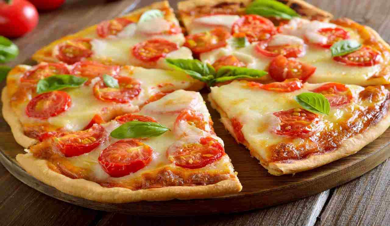 Pizza croccantella