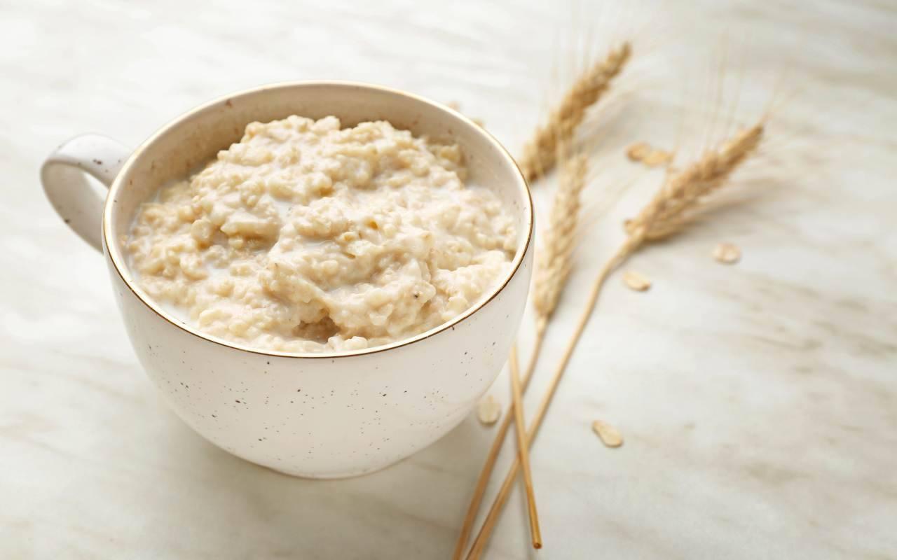 porridge ricetta FOTO ricettasprint