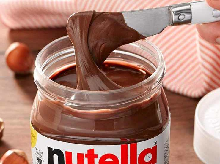 Dolce con Nutella