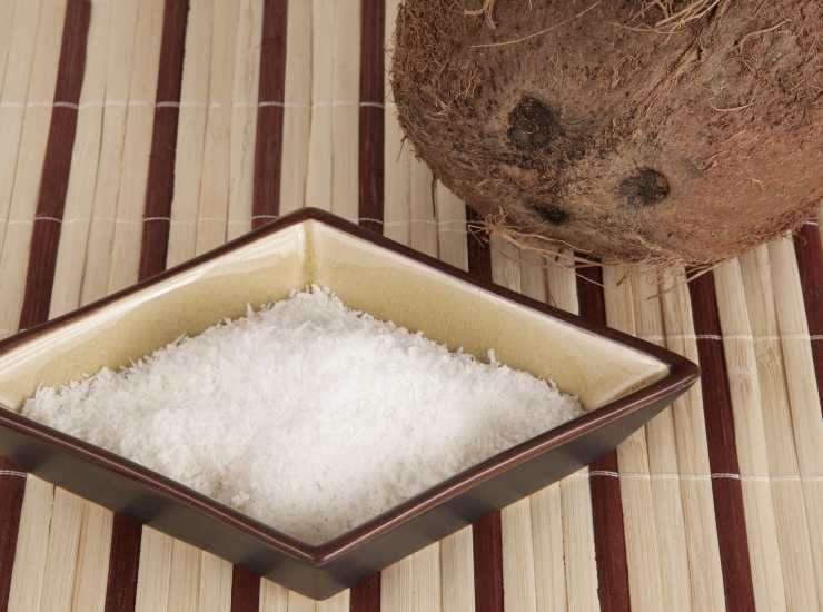 Sablè al cocco ricetta
