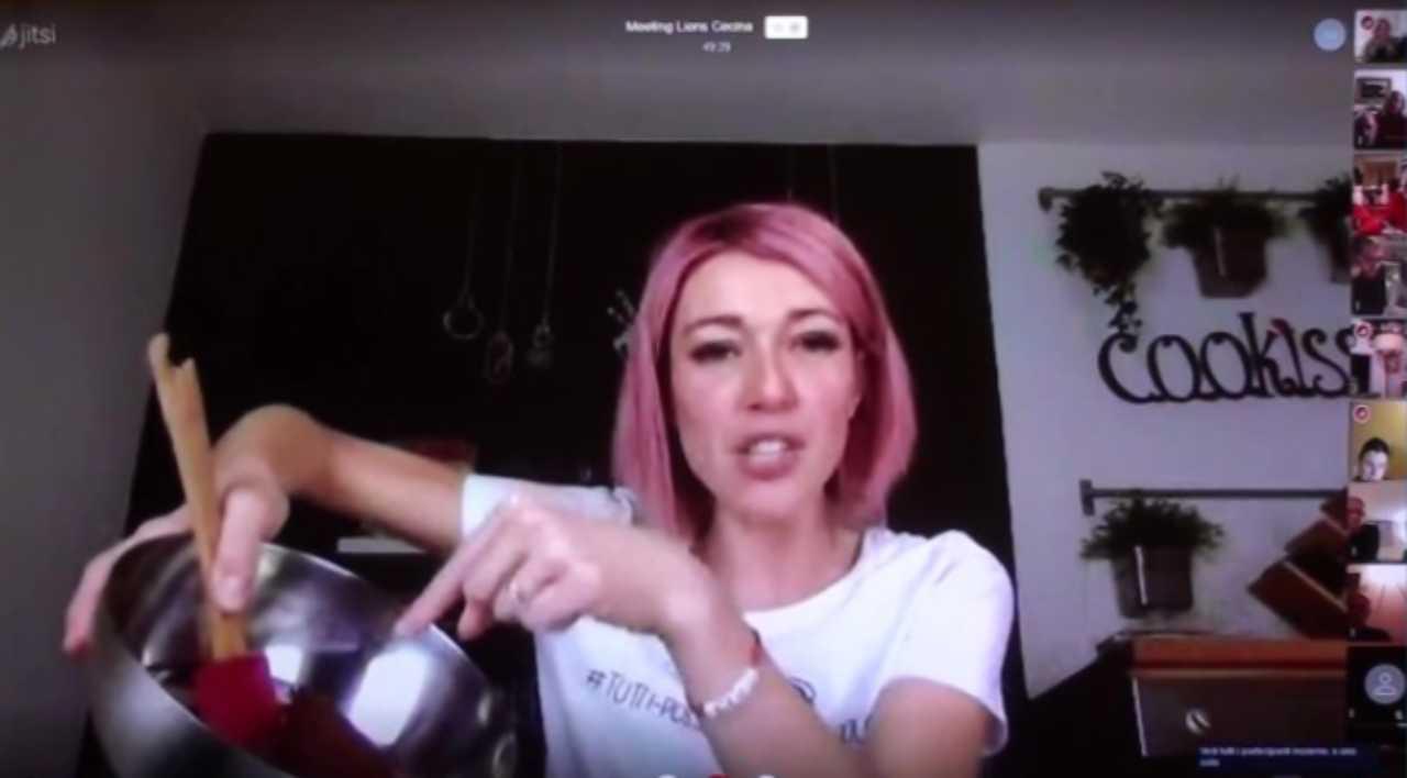 Sara Brancaccio confessa gli errori - RicettaSprint