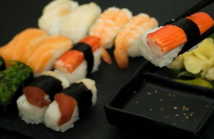 Sushi quali sono i rischi