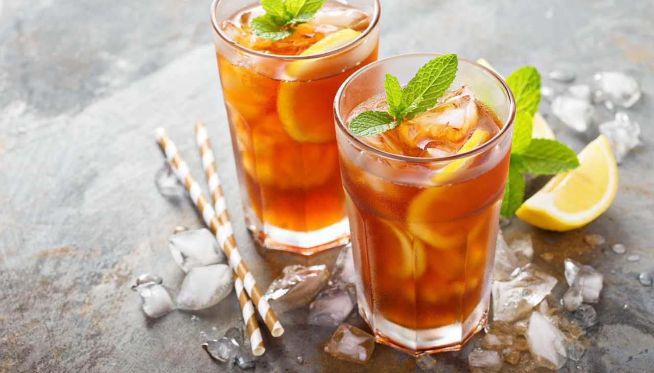 Bevanda fresca e gustosa