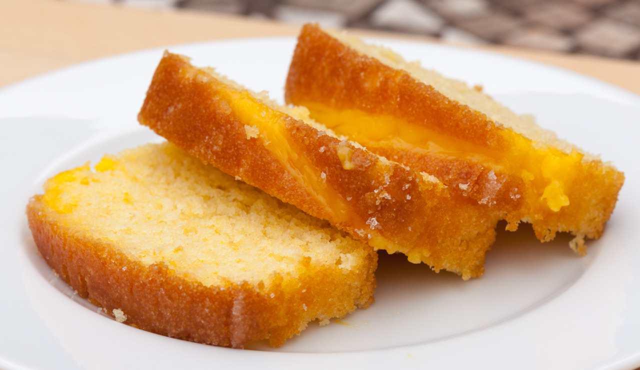 Torta 7 vasetti leggera ai limoni frullati ricettasprint