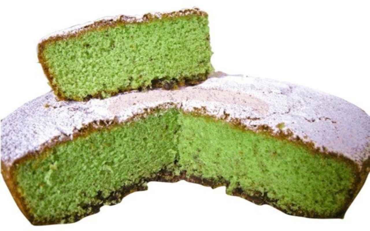 torta menta ricetta FOTO ricettaspirnt