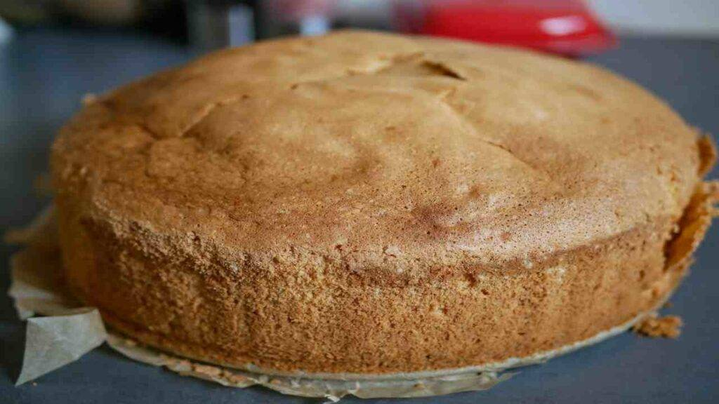 Torta con more