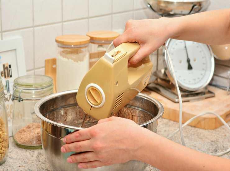 Torta con mirtilli