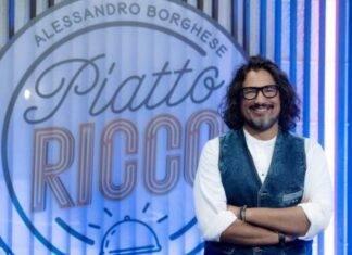 Alessandro Borghese Piatto Ricco - RicettaSprint