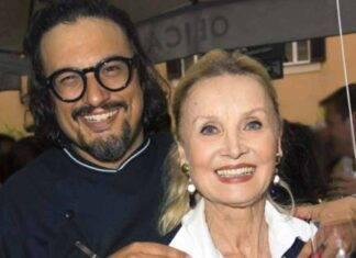 Alessandro Borghese fa infuriare mamma Barbara Bouchet - RicettaSprint