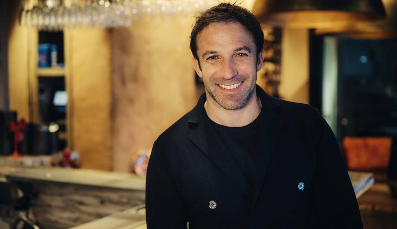 Alessandro Del Piero ristorante - RicettaSprint