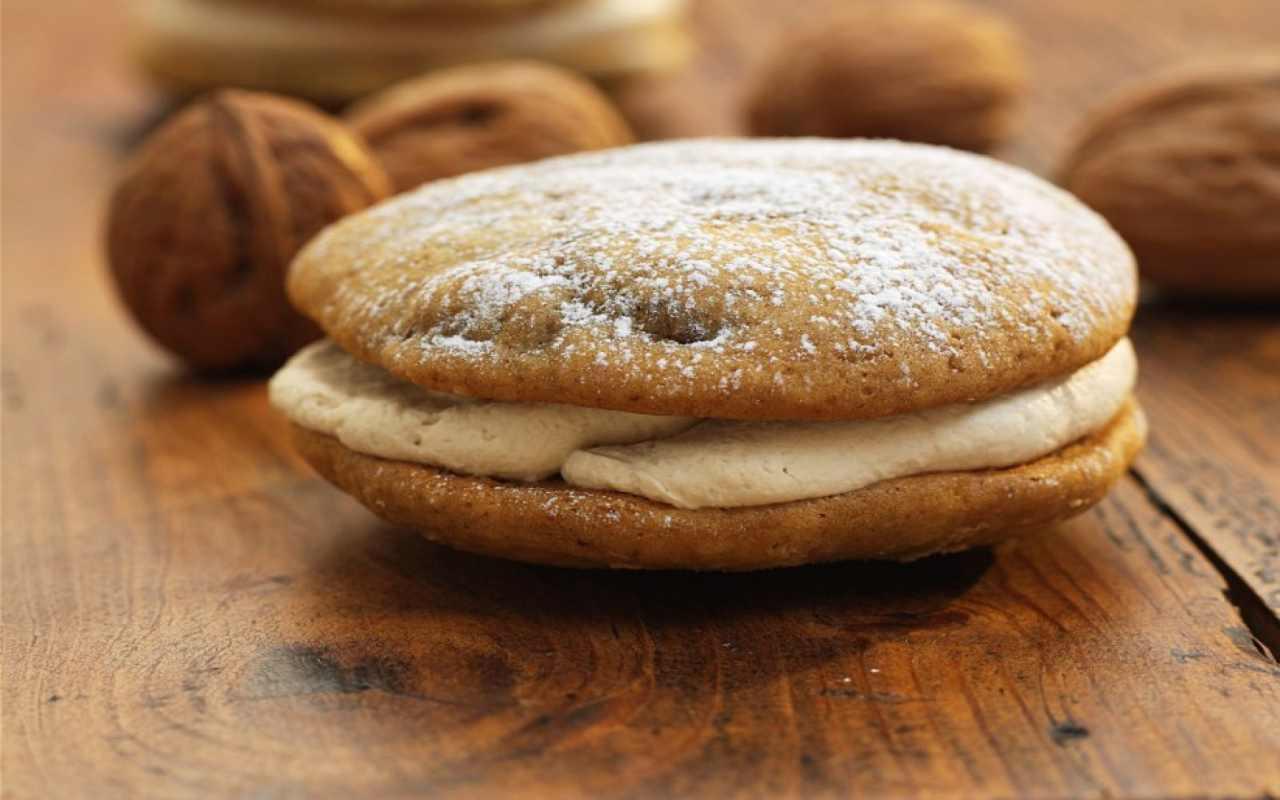 biscotti ripieno crema caffè FOTO ricettasprint