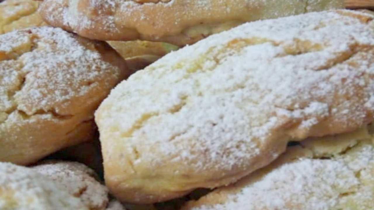 biscotto antico no lievito ricetta FOTO ricettasprint