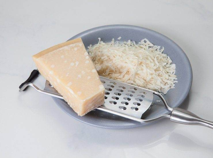 Bocconcini al parmigiano ricetta