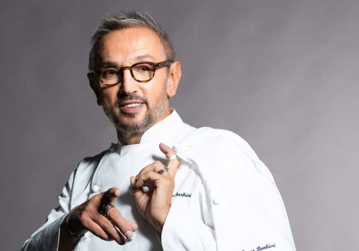 Bruno Barbieri cucina - RicettaSprint