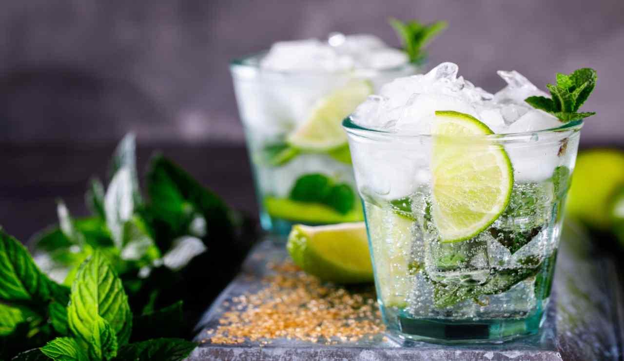 Cocktail Mojito fai da te