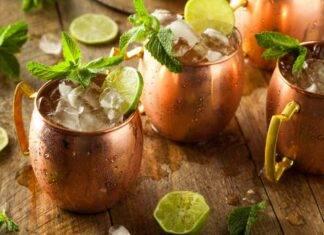 Drink alcolico con succo di lime