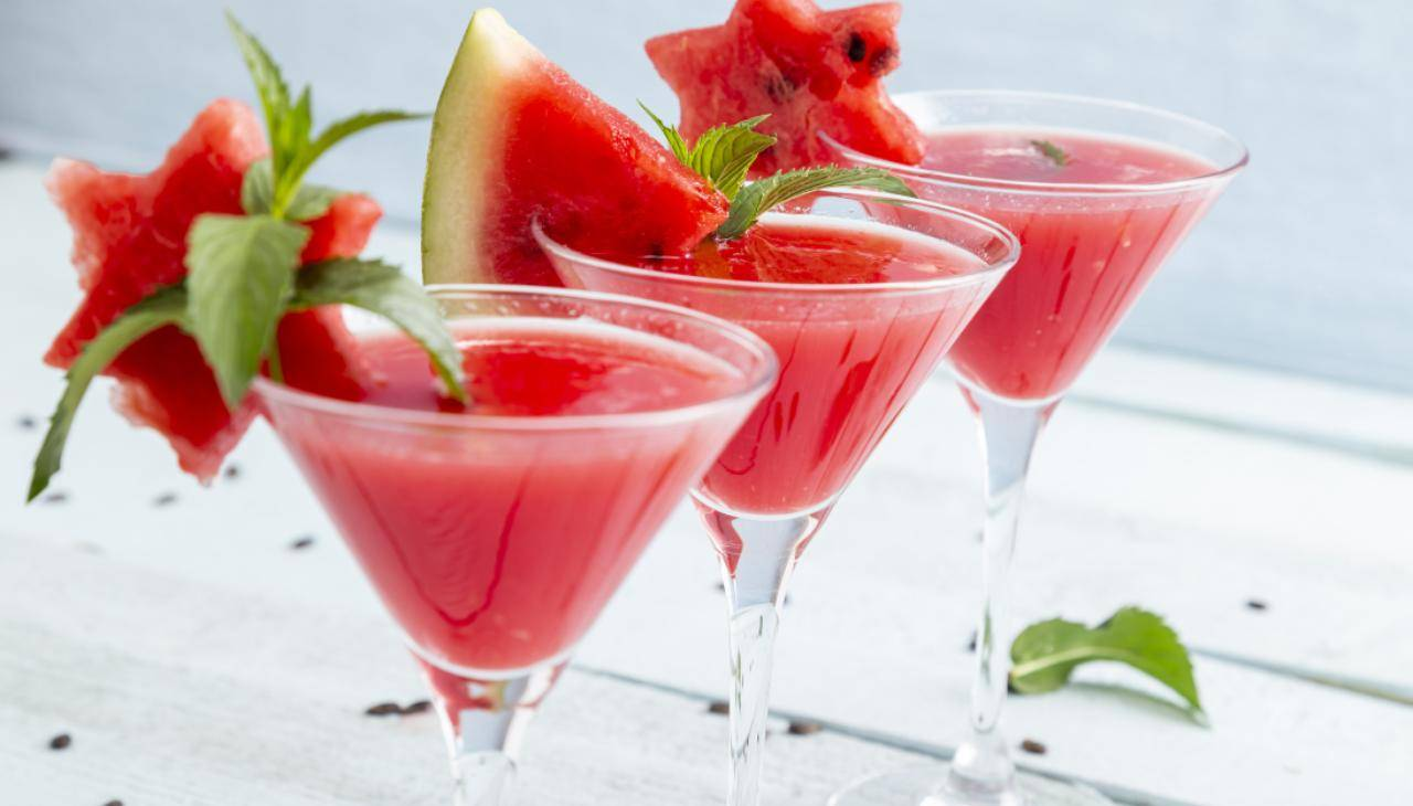 Drink analcolico alla frutta