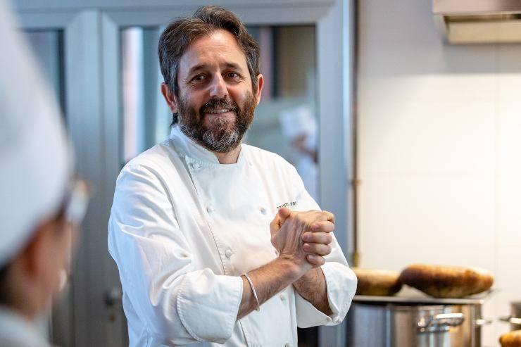 Cristiano Tomei molla la cucina - RicettaSprint