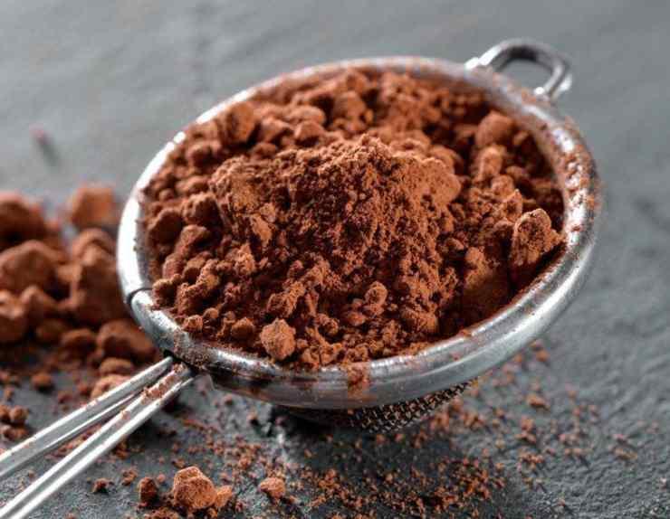 Crostata al cacao e crema pasticcera FOTO ricettasprint