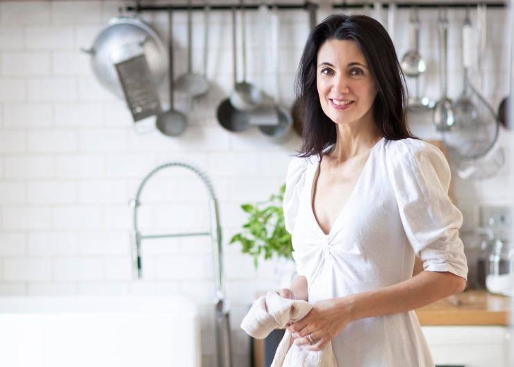 Csaba Dalla Zorza in cucina - RicettaSprint