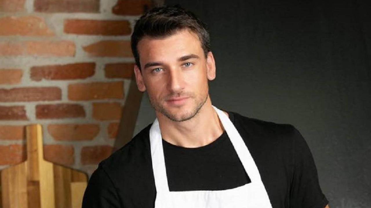 Damiano Carrara chef impavido - RicettaSprint