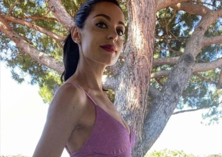 Debora Massari perfetta in ogni occasione - RicettaSprint