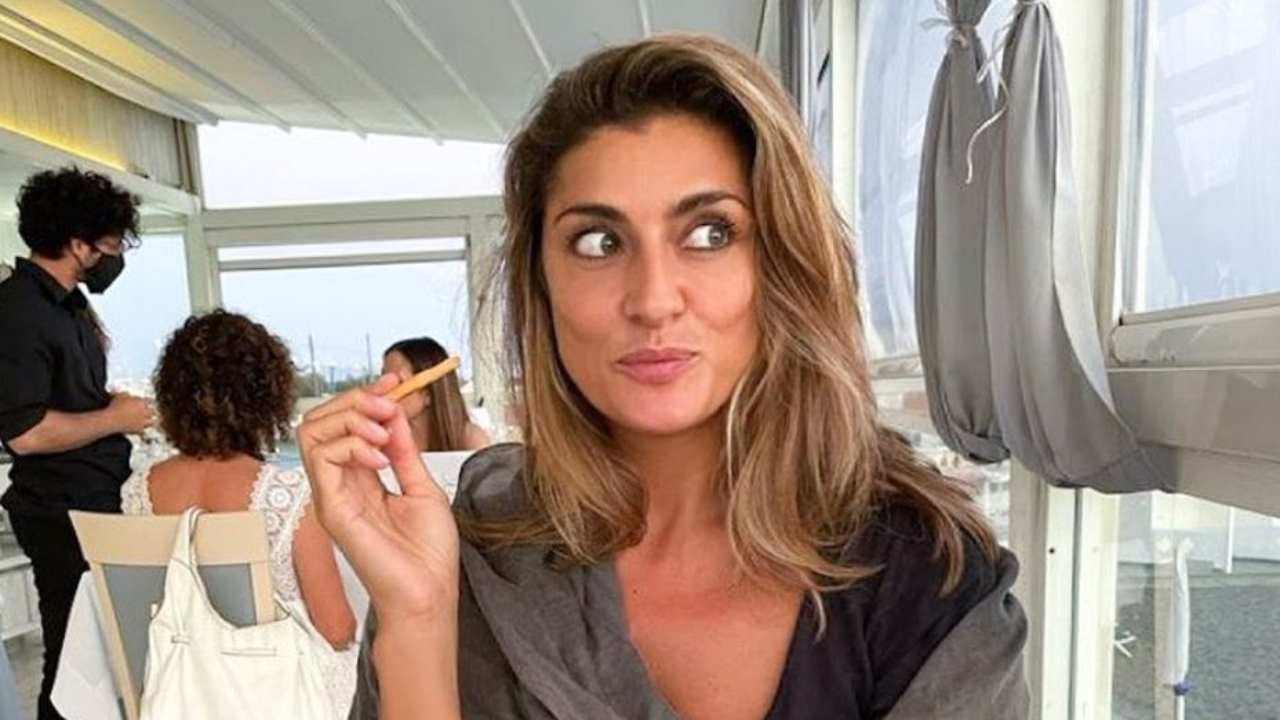 Elisa Isoardi esce allo scoperto - RicettaSprint