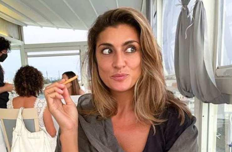 Elisa Isoardi flirt - RicettaSprint