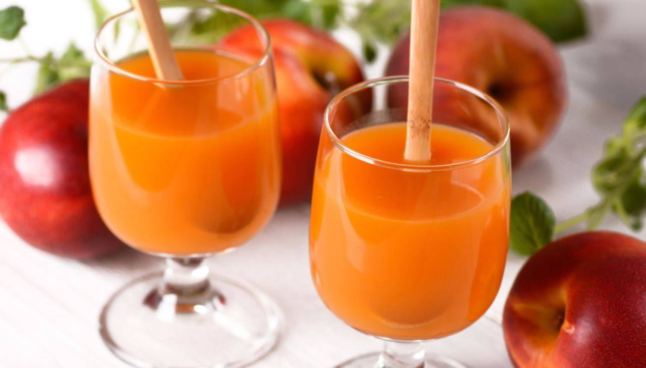 Bevanda di frutta e verdura