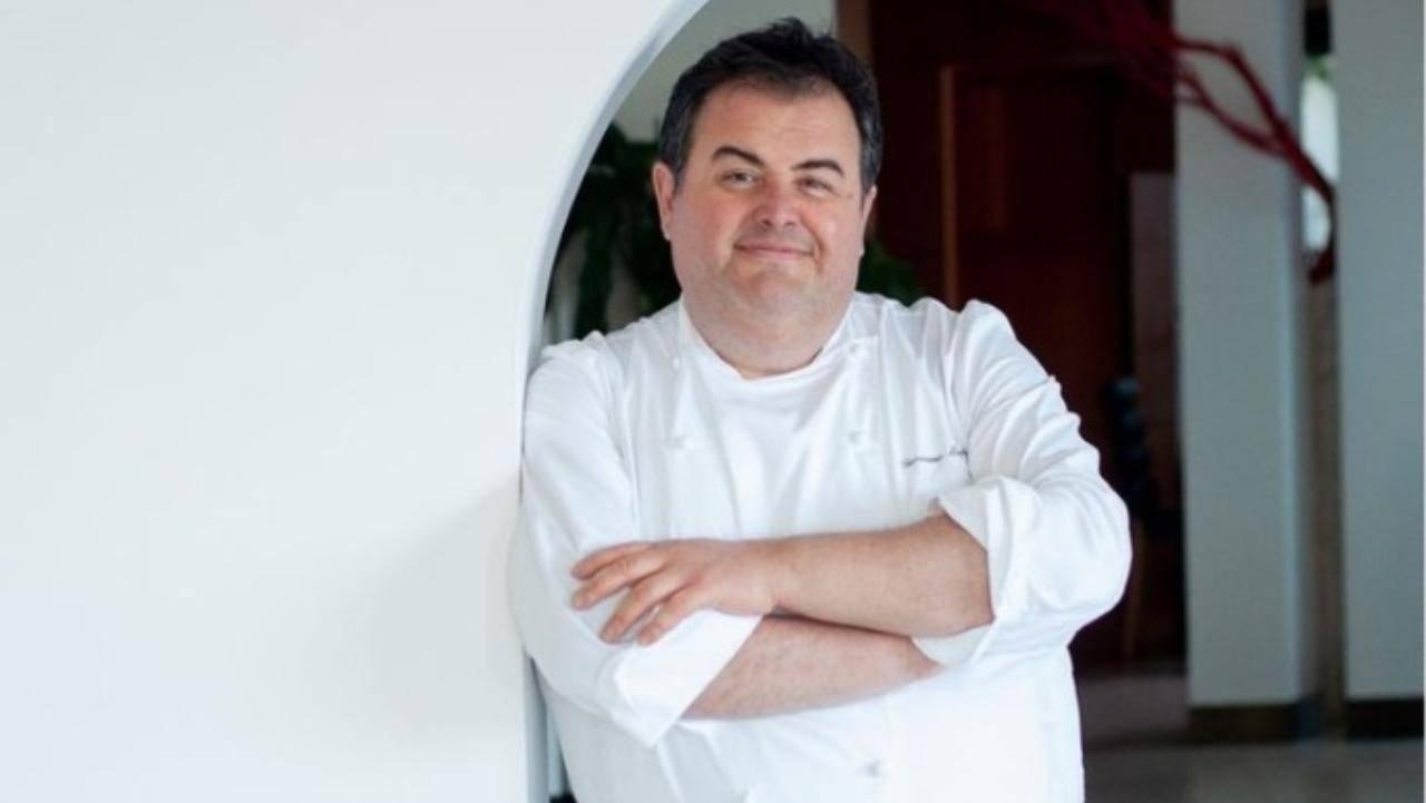 Gennaro Esposito oro rosso in cucina - RicettaSprint