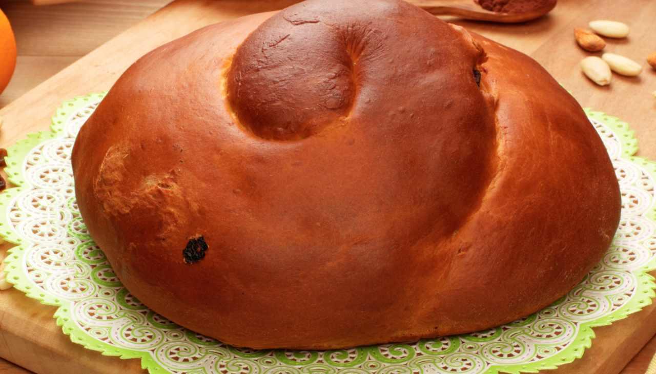 Variante estiva del dolce tipico natalizio friulano