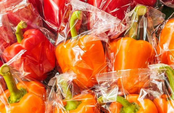 Imballaggi in plastica pericolosi per la salute
