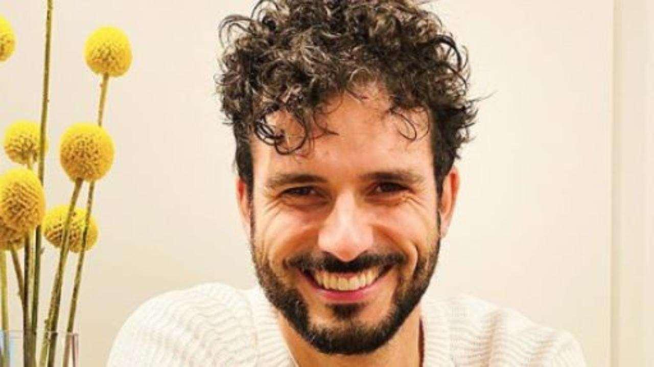 Marco Bianchi imprevisto sul set - RicettaSprint