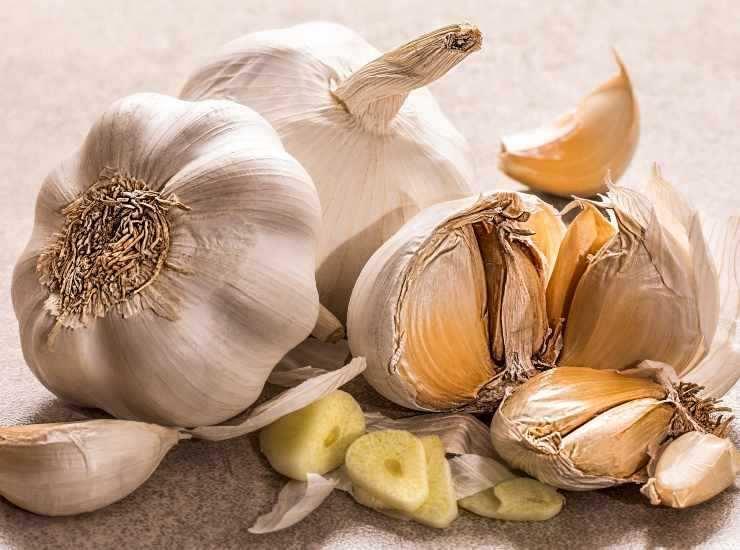 Pasta di aglio ricetta