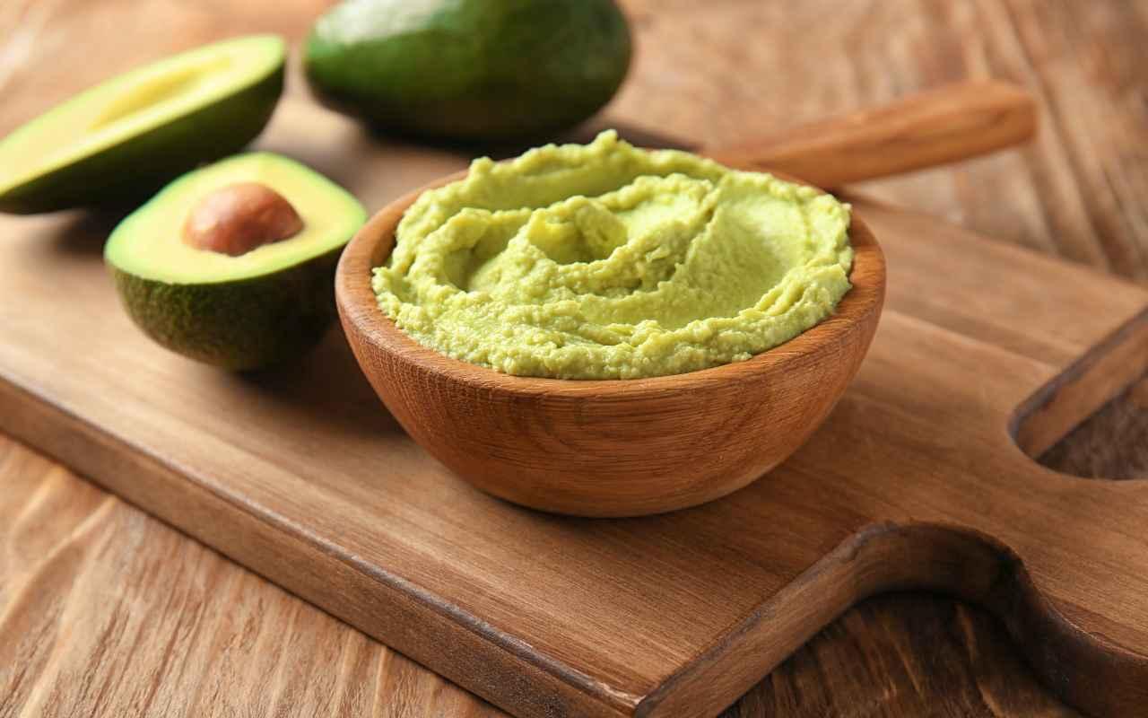 pesto avocado light ricetta FOTO ricettasprint